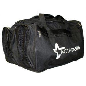 Black XL Sports Equipment Bag