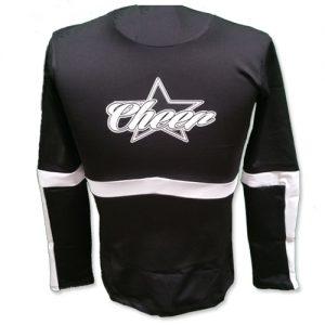 Activstars Male Cheer Uniform Tops