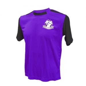 Purple / Black Jersey