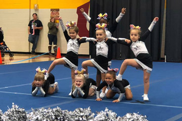 Youth Cheer Program