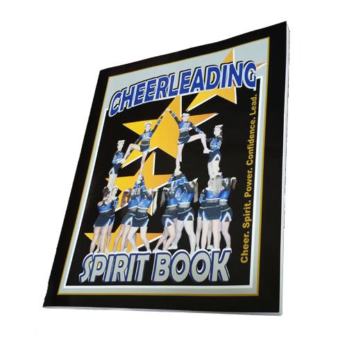 Cheerleading Spirit Book