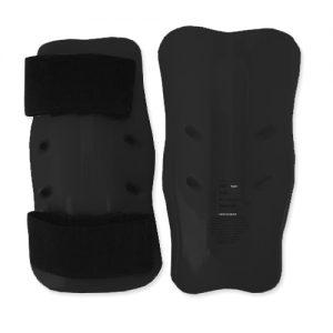 Black foam shin protection
